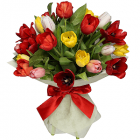 """Букет """"Тюльпаны (25 шт.)"""""""